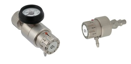 VARIUS and JETFLOW now available with additional flow rates