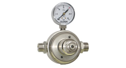 Low-pressure regulators