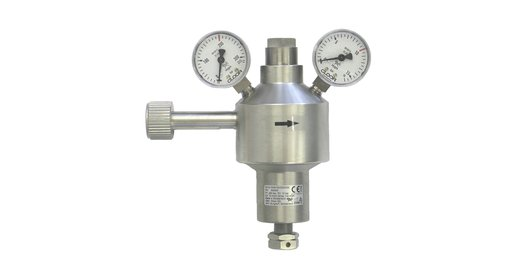 Central pressure regulators