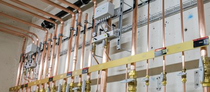 Medical gas supply systems